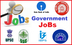 Government Jobs Notification 2018