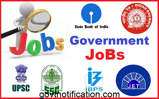 Government Jobs Recruitment, Govt Jobs Recruitment, Govt Jobs