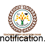 Teaching Staff Selection Exam, TSSE, TSSE Exam, TSSE Exam Notification
