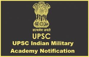 upsc notification, UPSC Application Form