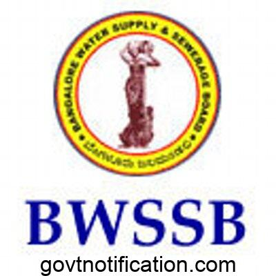 BWSSB for AE, JE, Asst, Operator, Typist cum DEO & Other vacancies 2018