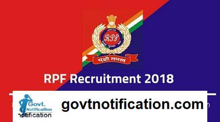 RPF Recruitment 2018 Notification, Exam Dates, Admit Card