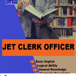 JET Clerk Officer Book